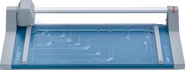 Dahle rolsnijmachine 507 voor ft A4, capaciteit: 8 vel