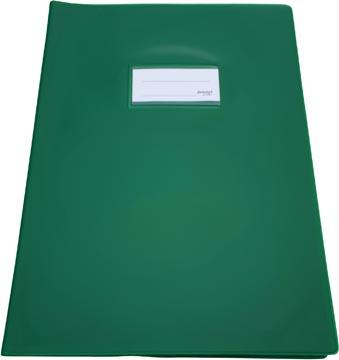 Bronyl schriftomslag ft 21 x 29,7 cm (A4), donkergroen