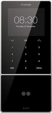 Safescan TimeMoto TM-838 SC tijdsregistratiesysteem met MIFARE, RFID en gezichtsherkenning