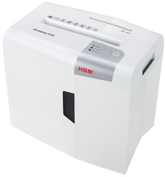 HSM shredstar S10 papiervernietiger, 6 mm