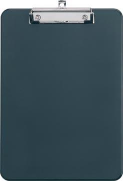 Maul klemplaat, kunststof, voor ft A4, zwart