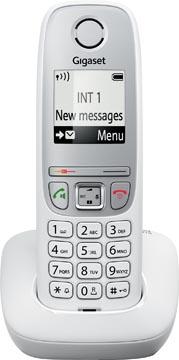 Gigaset A415 DECT draadloze telefoon, wit