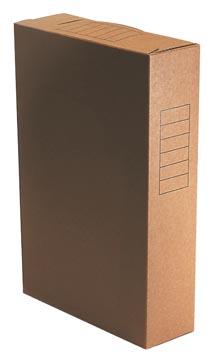 Class'ex archiefdoos, ft 35 x 23 cm (ft folio), rug van 8 cm