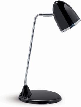 Maul bureaulamp MAULstarlet, LED-lamp, zwart