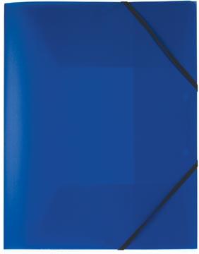 Pergamy elastomap blauw