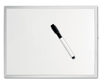 Desq magnetisch whiteboard ft 40 x 60 cm
